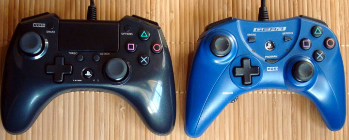 lisalees com - gaming - PlayStation controllers